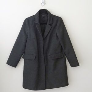 Topshop Car Coat